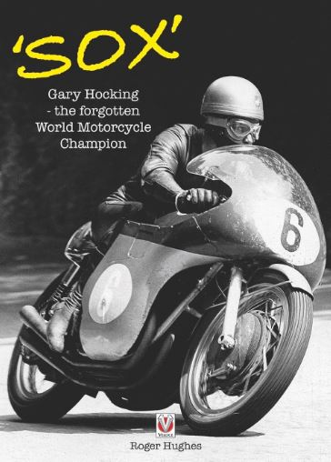 Gary Hocking autobiography image credit @burnRubberUK