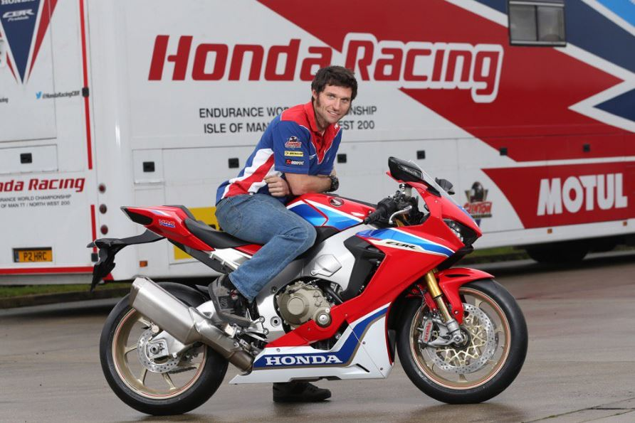 Guy Martin image credit @guymartinracing Twitter