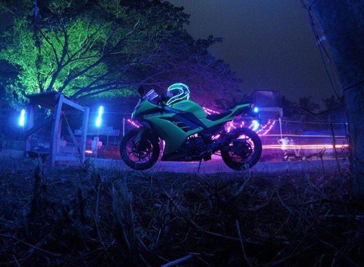 Muhammed Anwar – Kawasaki Ninja 4