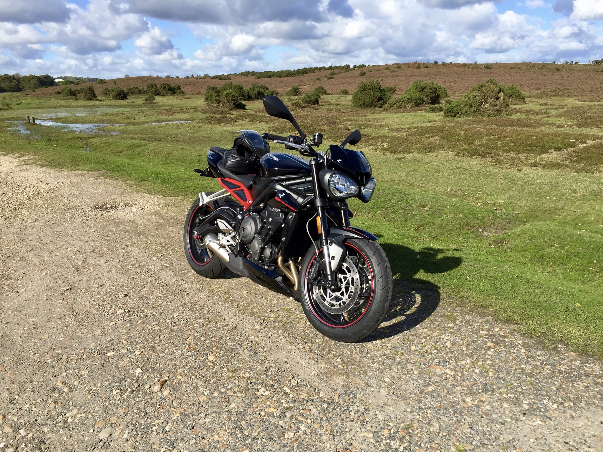 Adam Spencer – Triumph Street Triple R