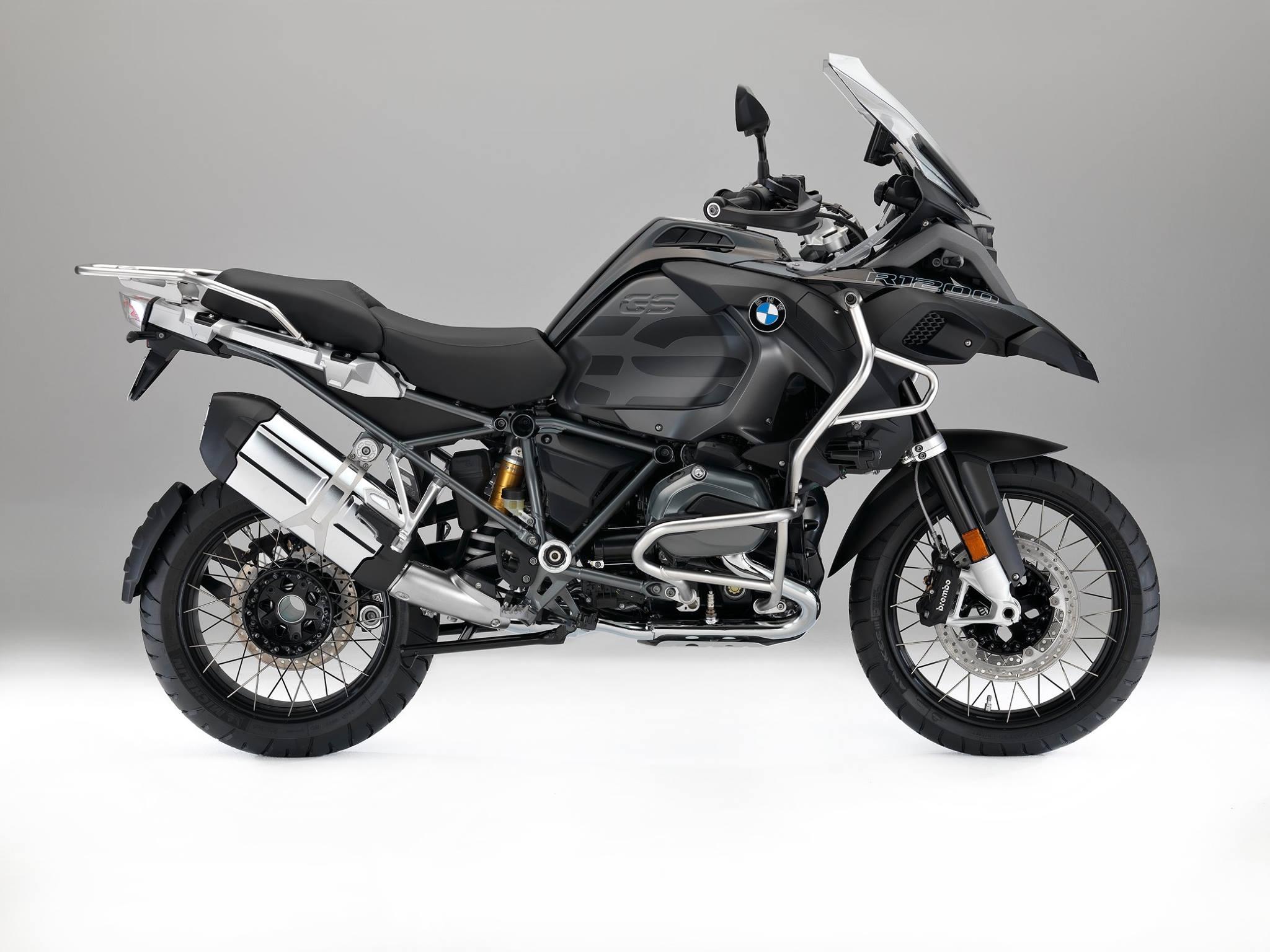 Alan Black – BMW R1200GS Adventure