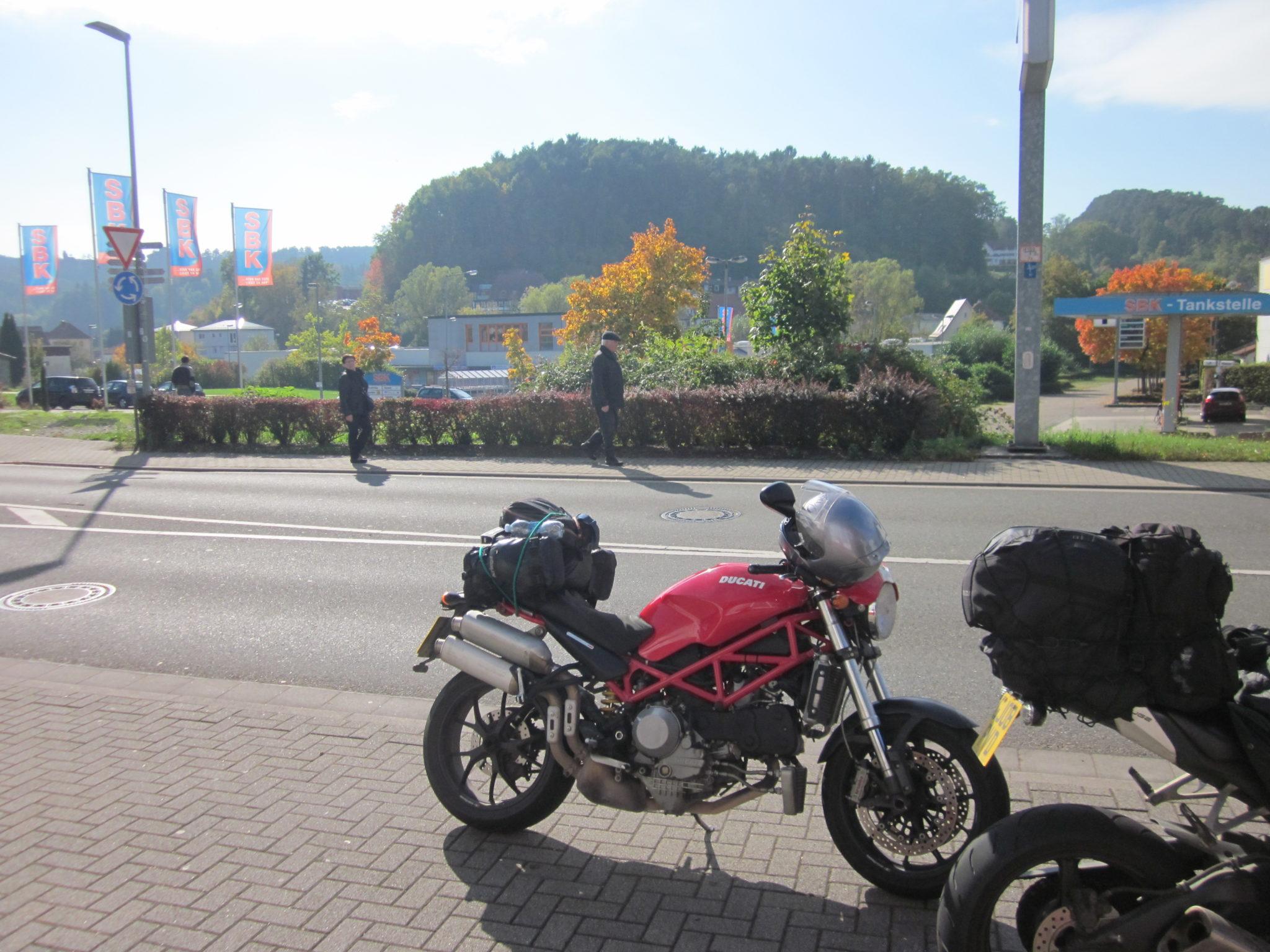 Alan – Ducati Monster 24