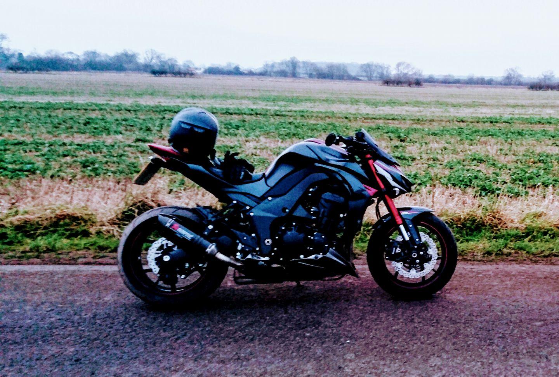 Andrew – Kawasaki Z1000