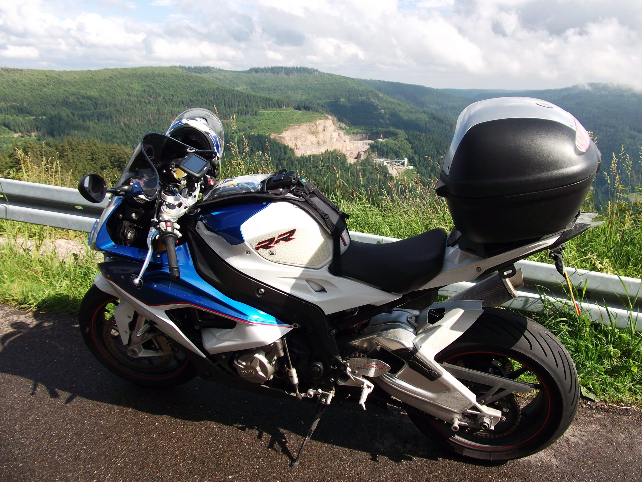 Andy – BMW S1000RR 1