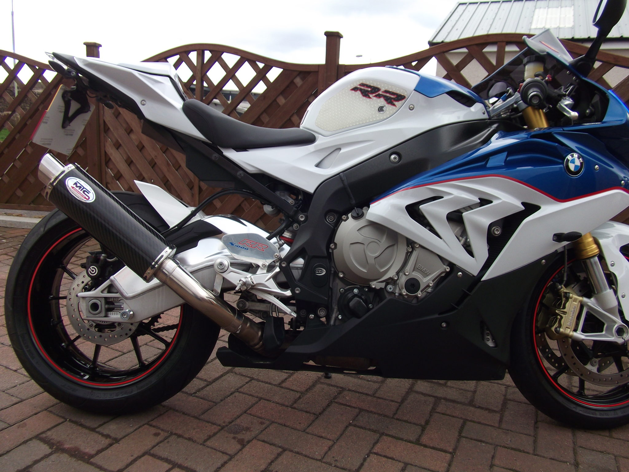 Andy – BMW S1000RR