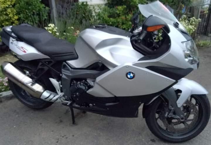 BMW K1300S – John
