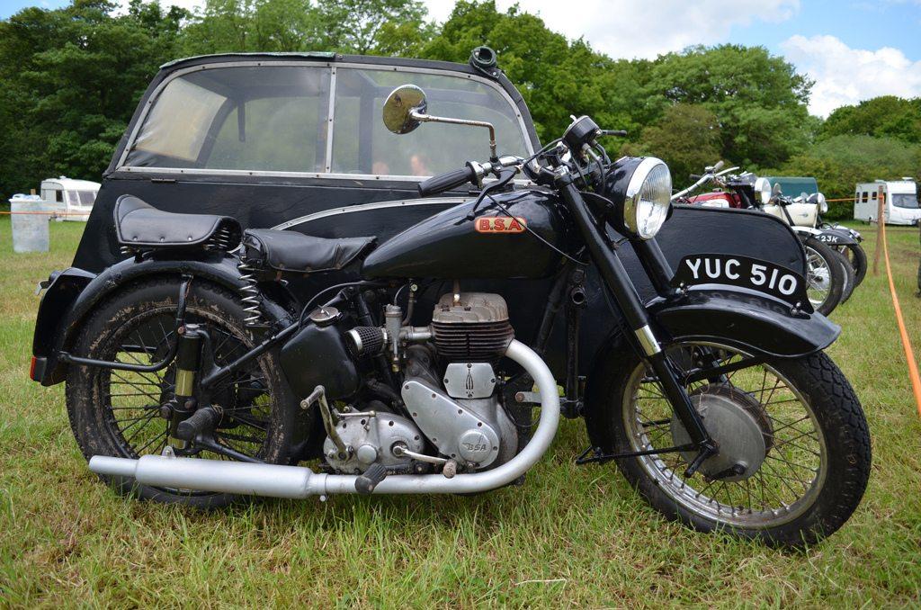 BSA M21 1960 image credit Steve Glover on flickr