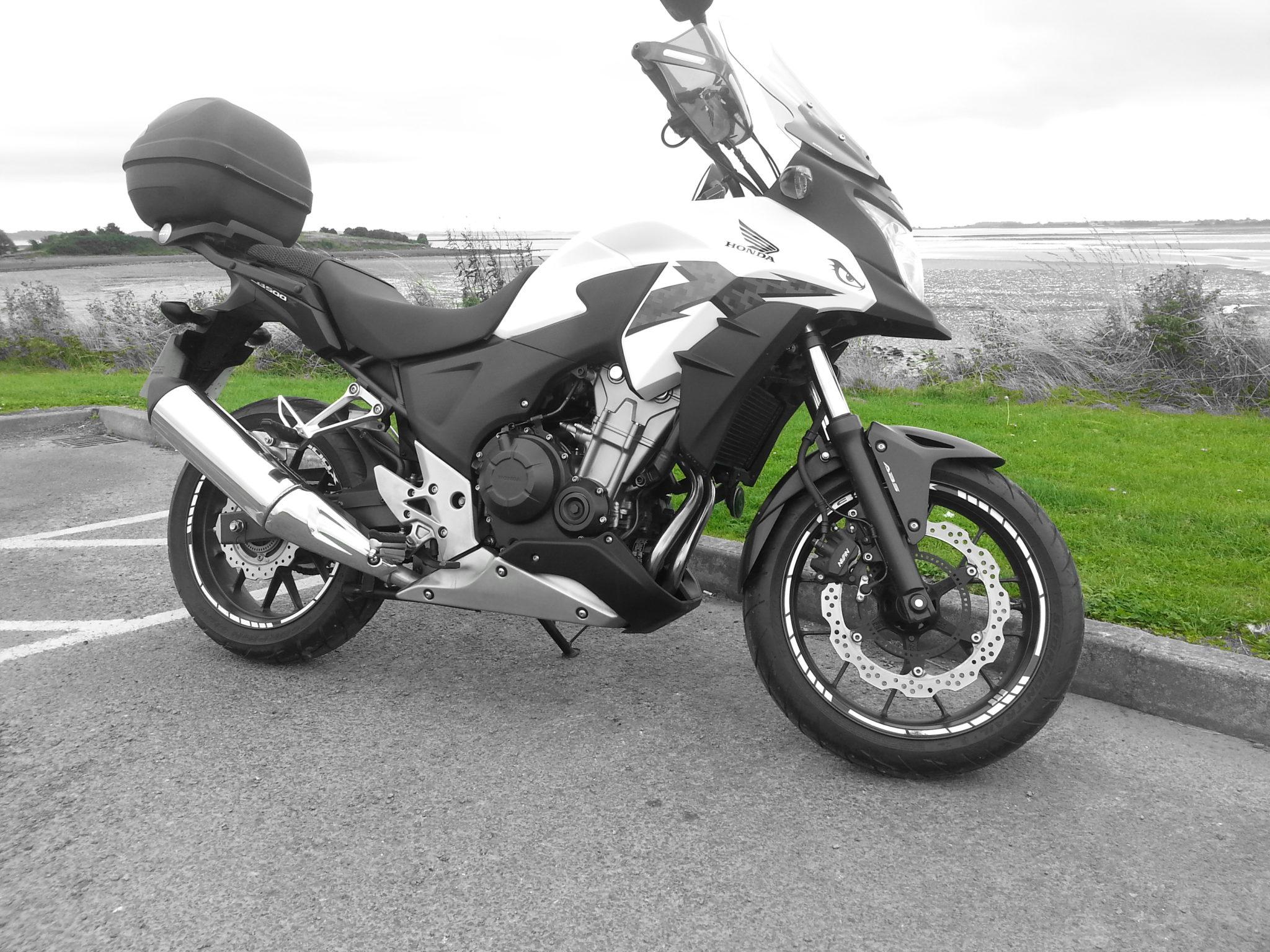 Barndog – Honda CB500X