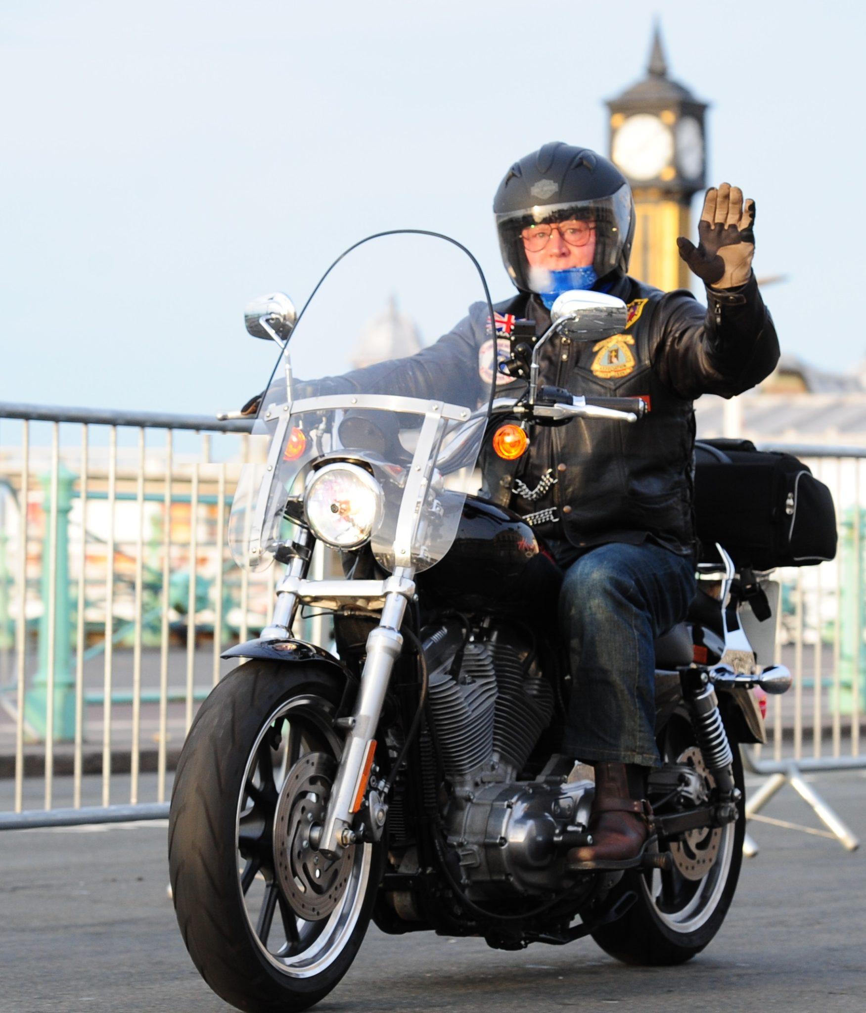 Bob Draper – Harley Davidson Sportster 883