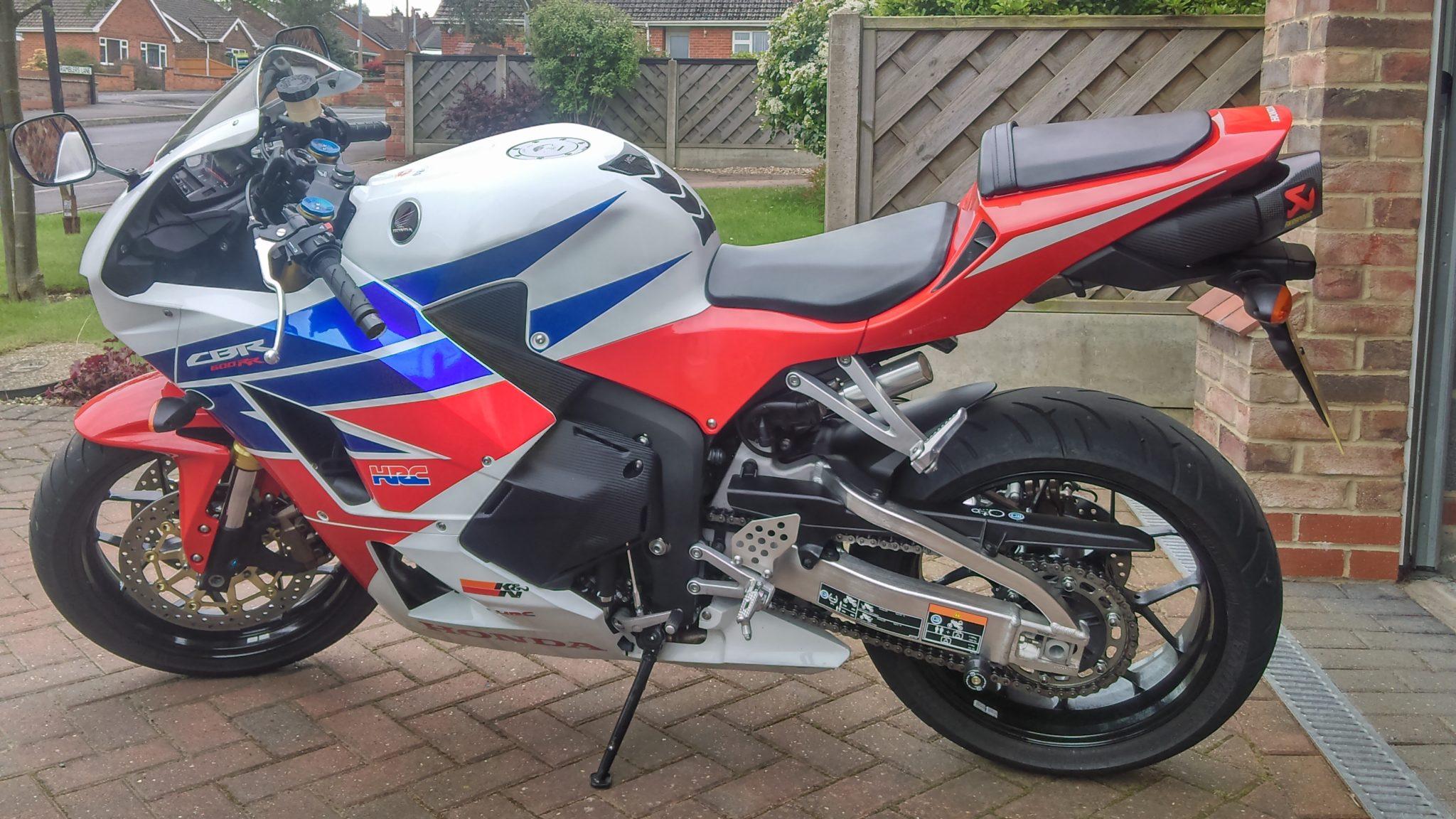 Bob – Honda CBR600RR