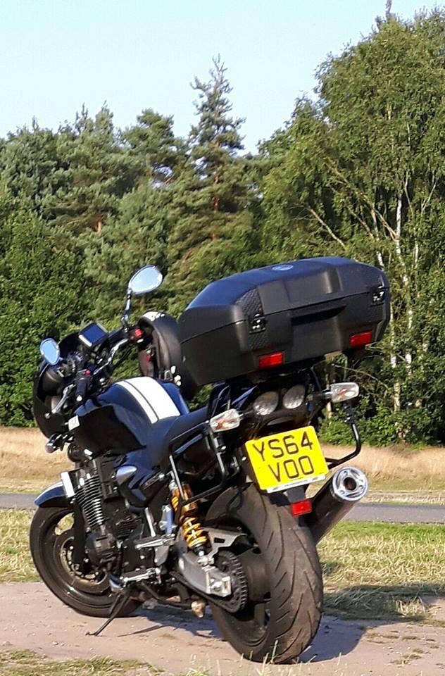 Carl Horner – Yamaha XJR1300