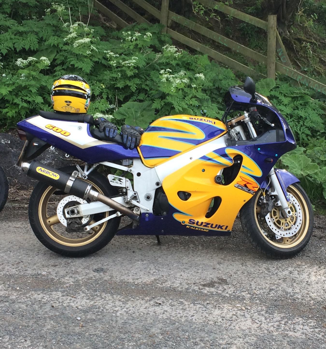 Chris Bennett – Suzuki GSX-R600