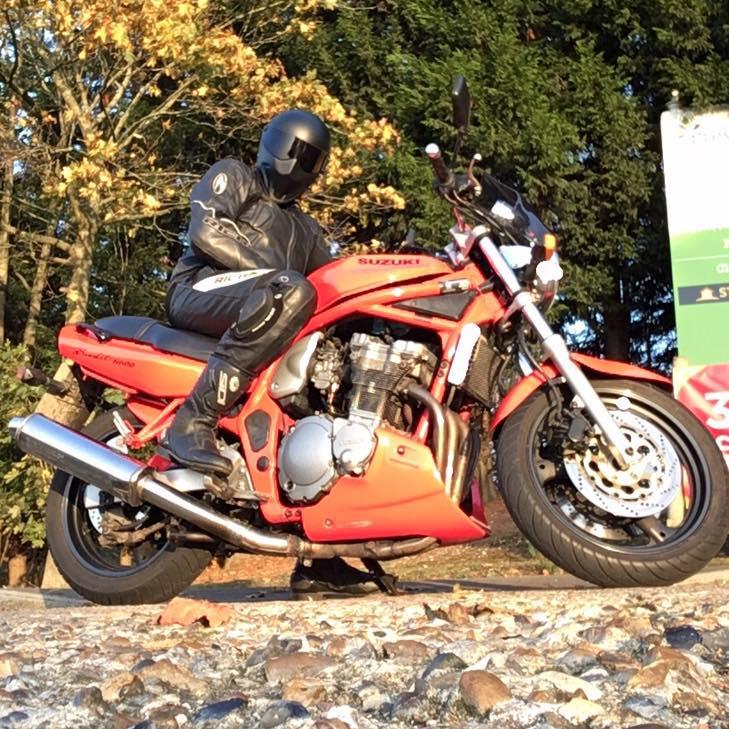 Daniel Cox – Suzuki GSF600 Bandit