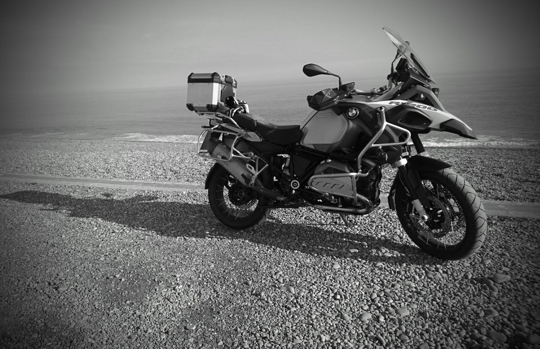 Darren – BMW R1200GS Adventure