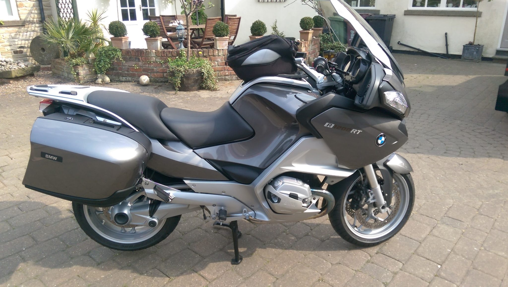 Dave – BMW R1200RT