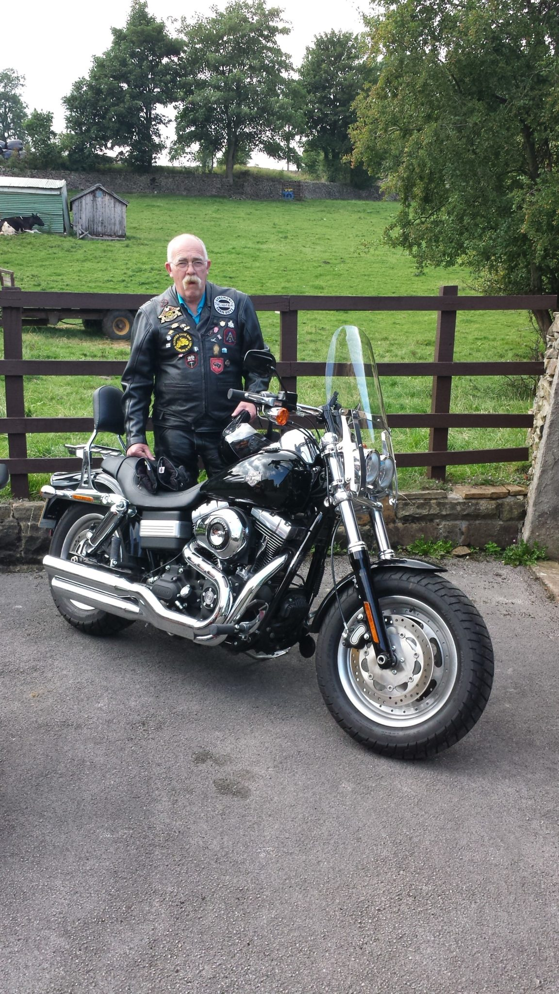 Dave – Harley-Davidson Street Bob (2)