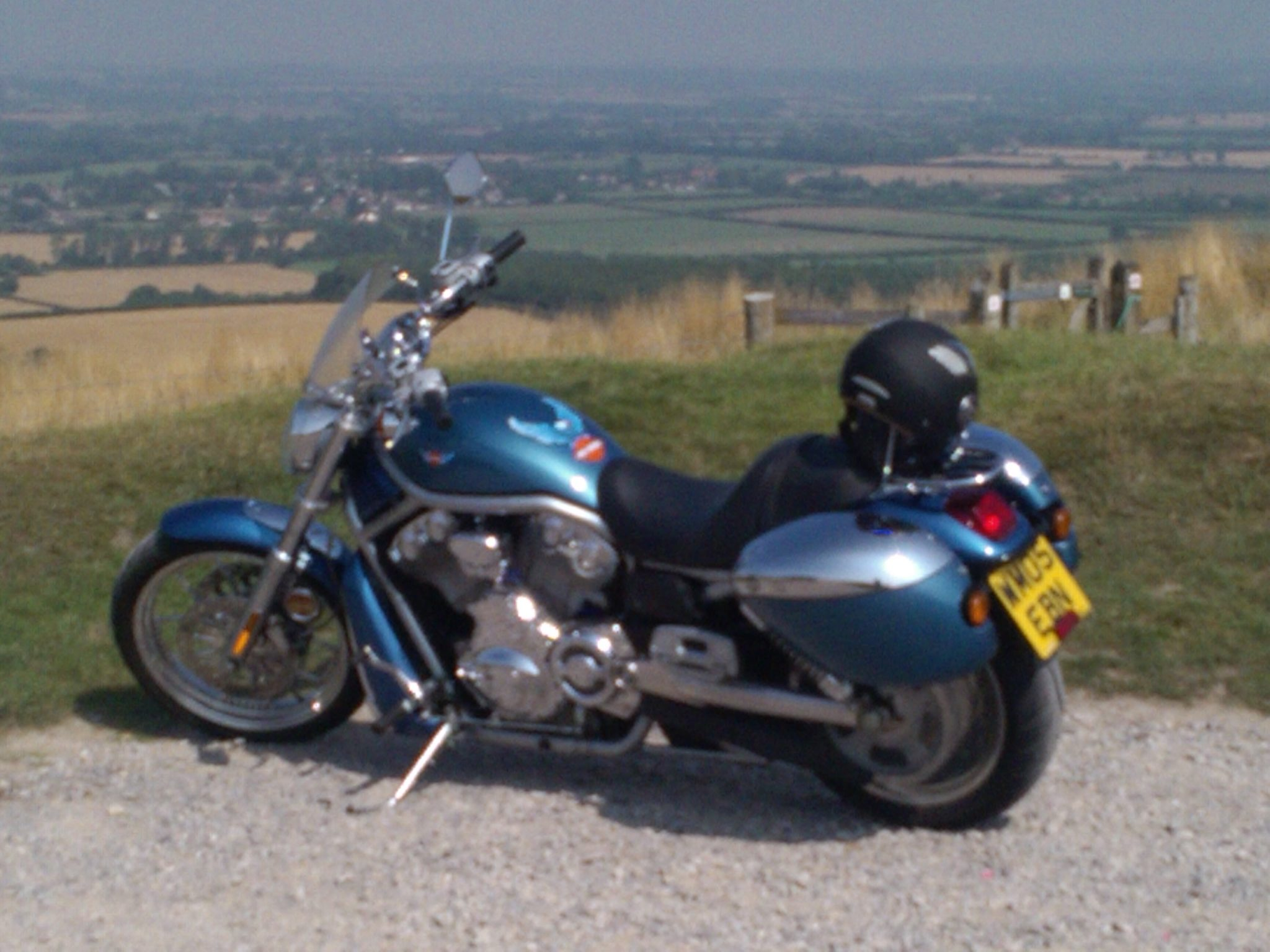 Dave – Harley Davidson V ROD