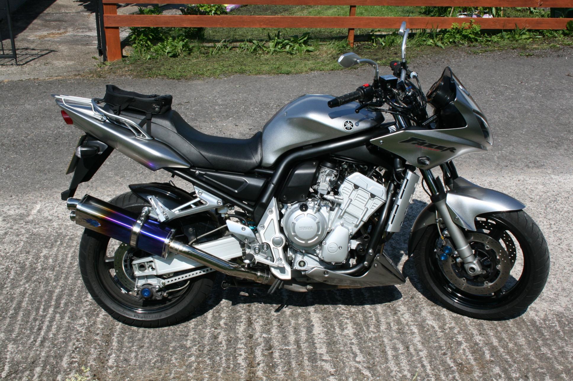 Dave – Yamaha FZS1000 Fazer