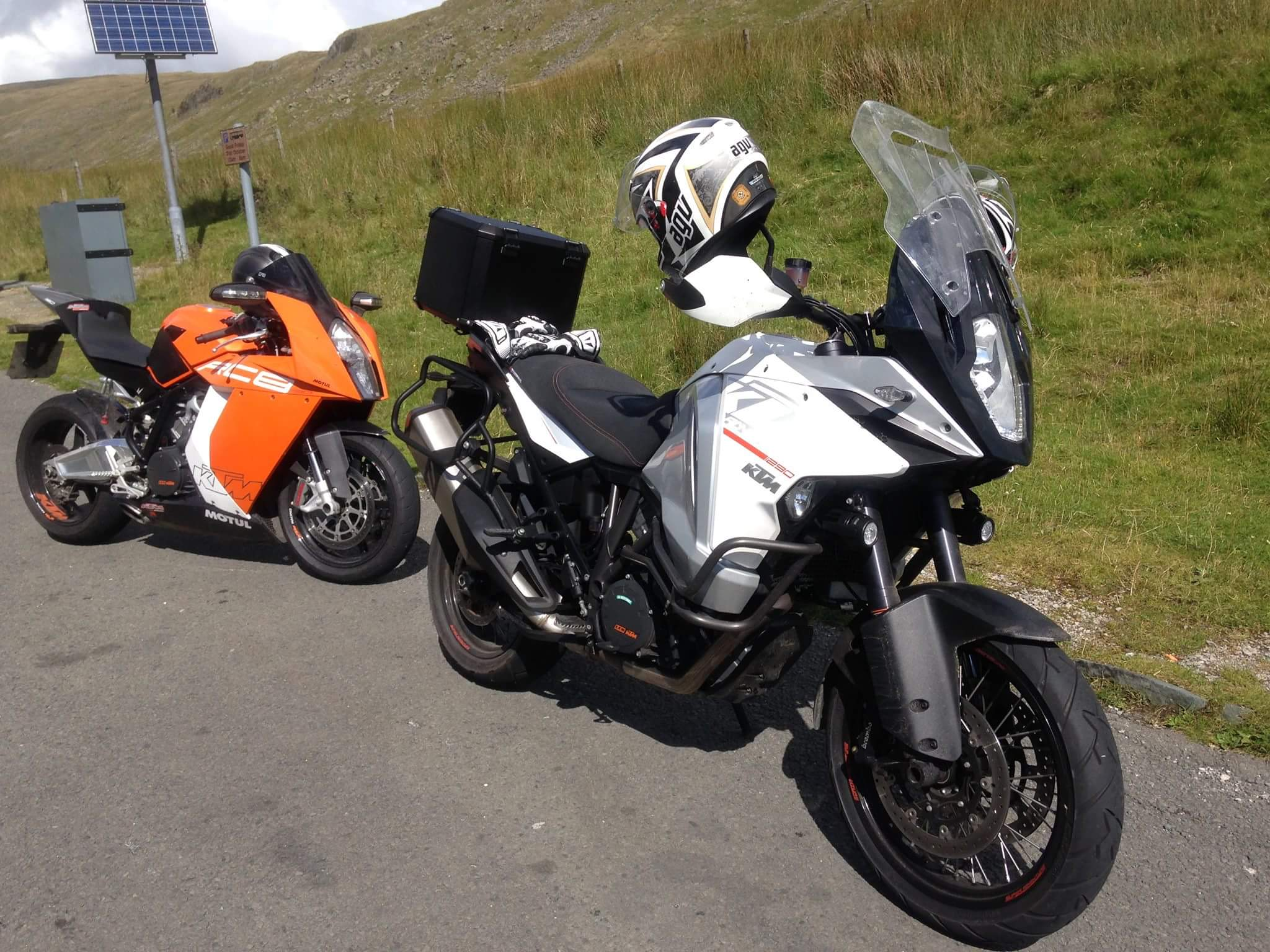 David Woollands (2) – KTM 1290 Super Adventure
