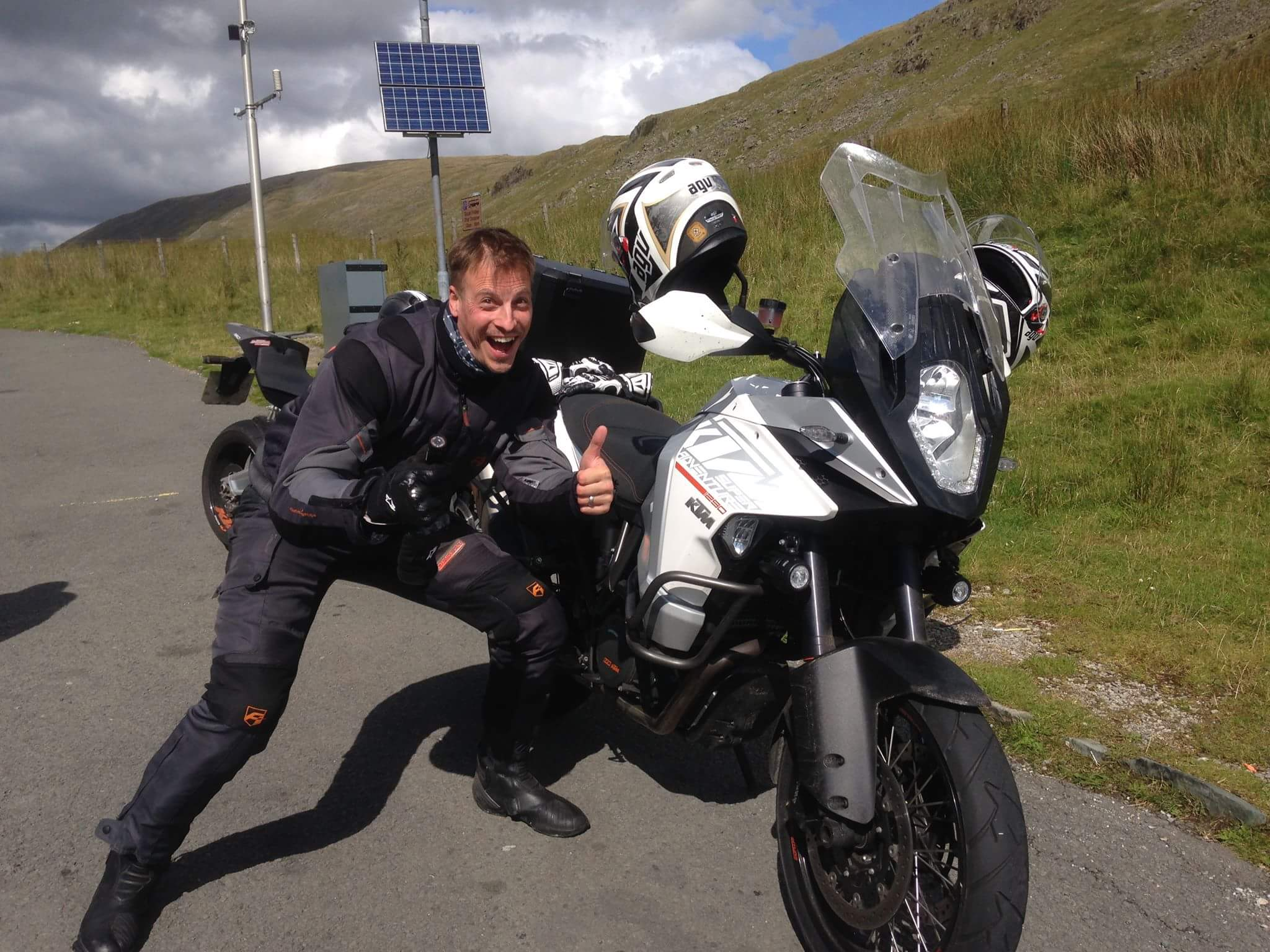 David Woollands – KTM 1290 Super Adventure