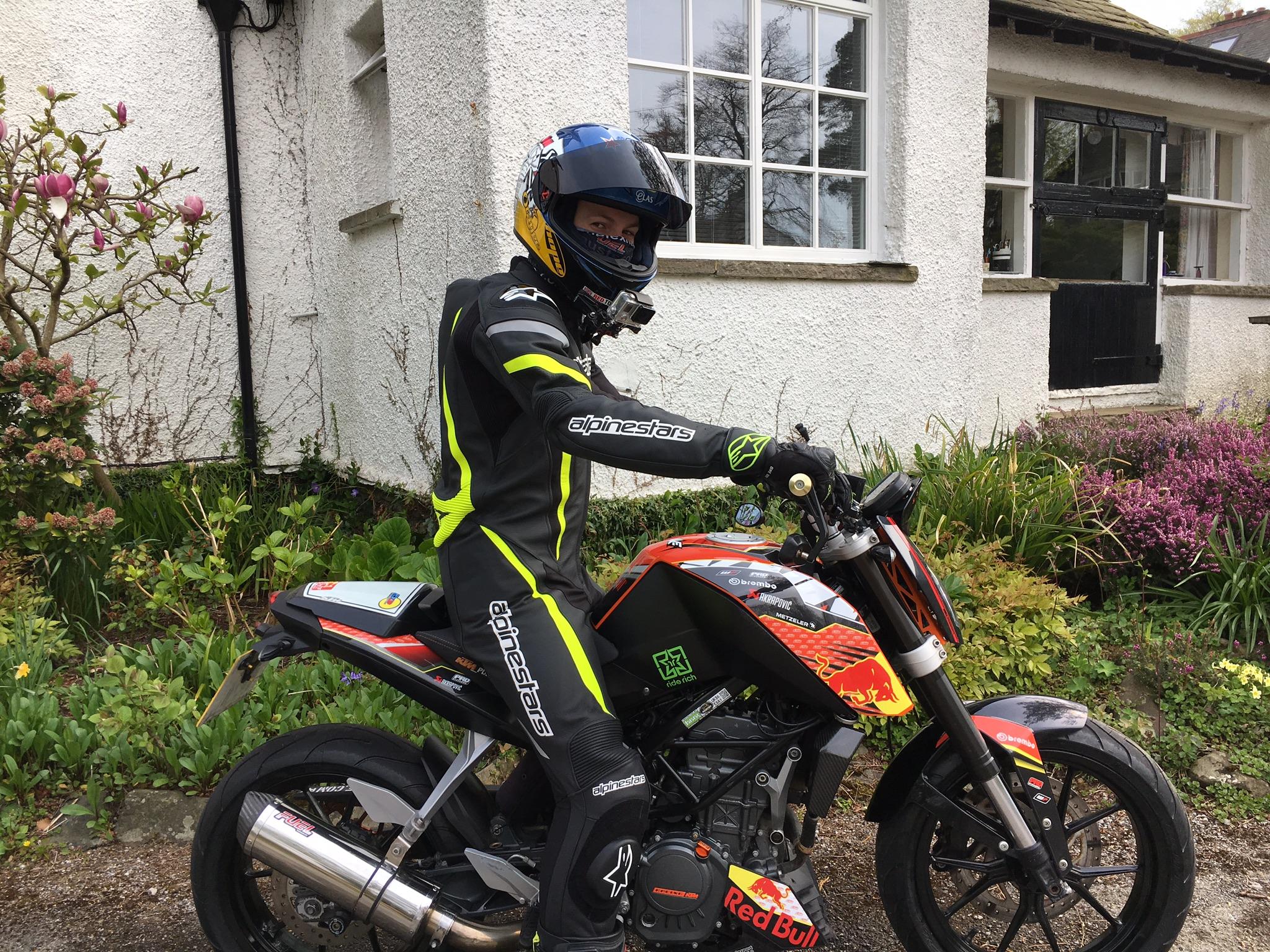 Ed – KTM 125 Duke