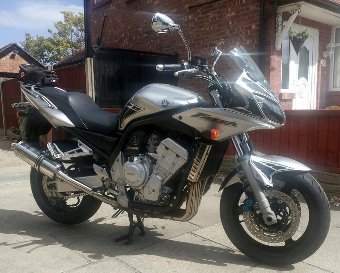 Eddie – Yamaha FZS1000