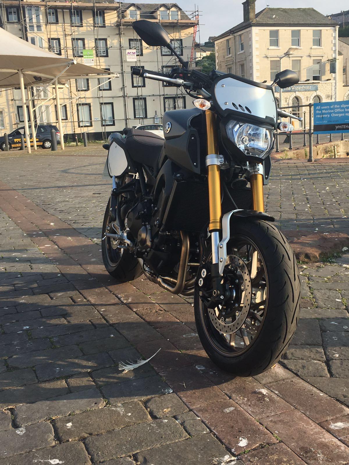 Flabdog – Yamaha MT-09