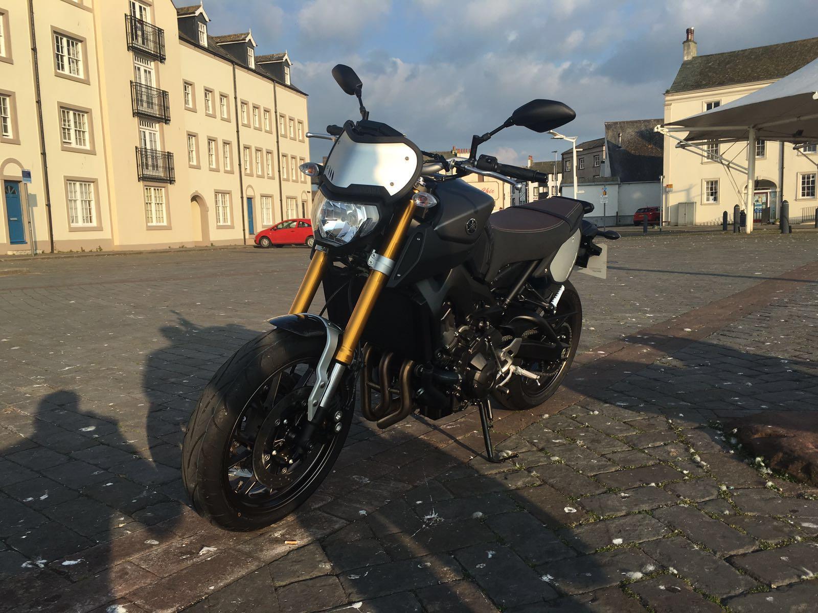 Flabdog Yamaha MT09