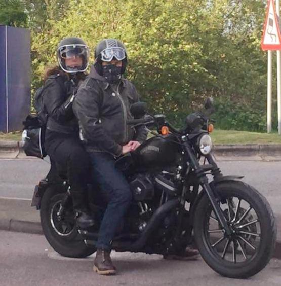 Harley-Davidson Sportster 883 – Tim Weedon
