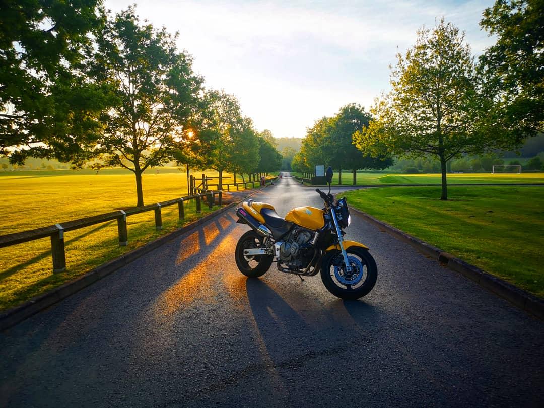 Honda CB600F Hornet – Sharna