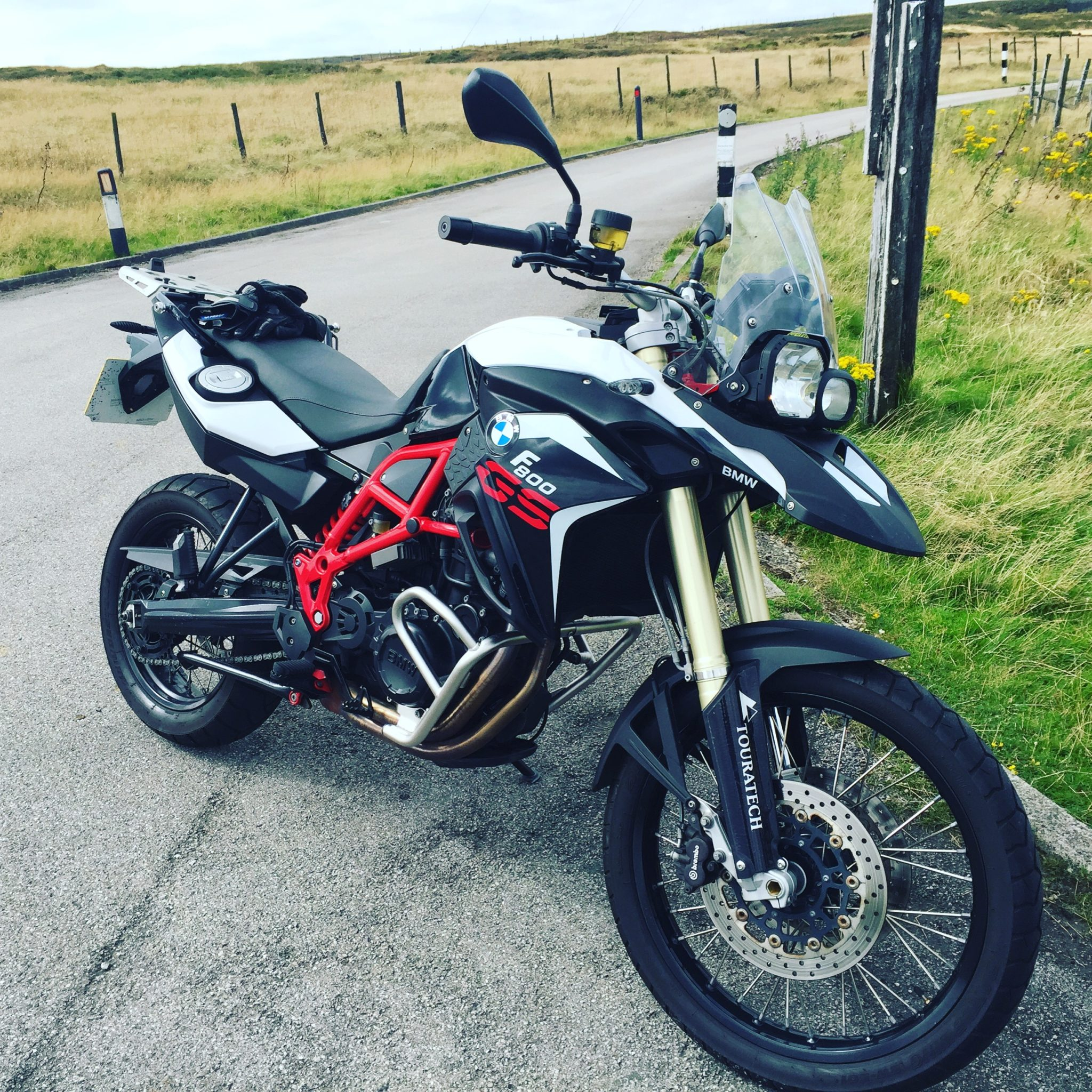 James – BMW F800GS
