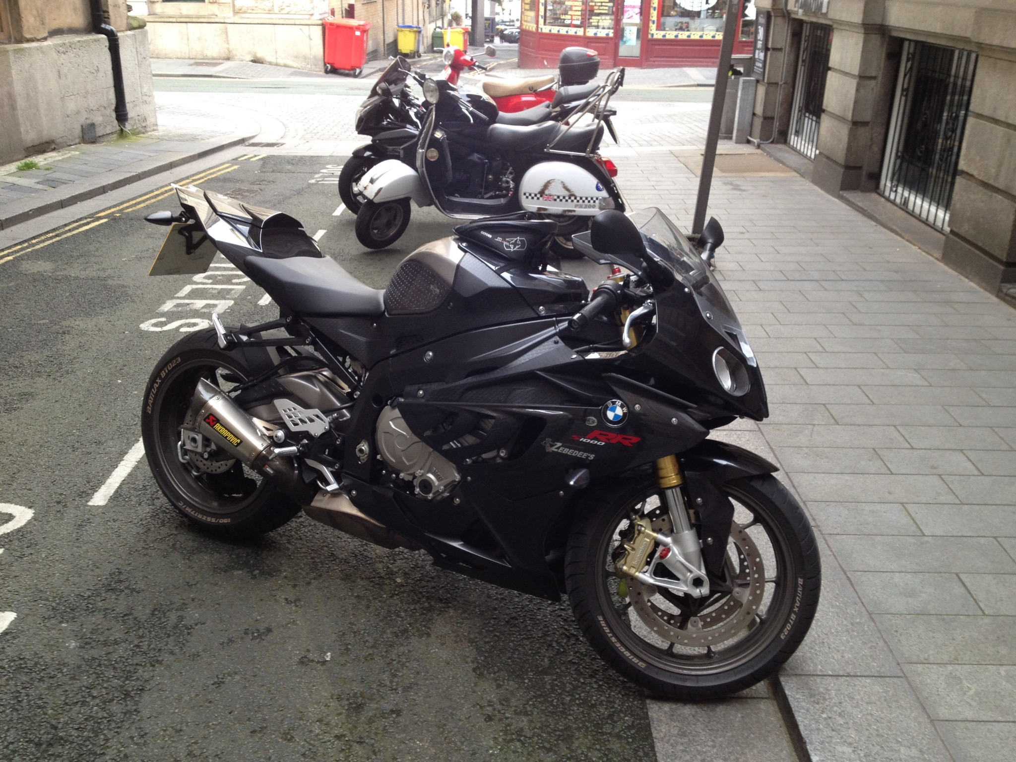 Jay Brown – BMW S1000RR