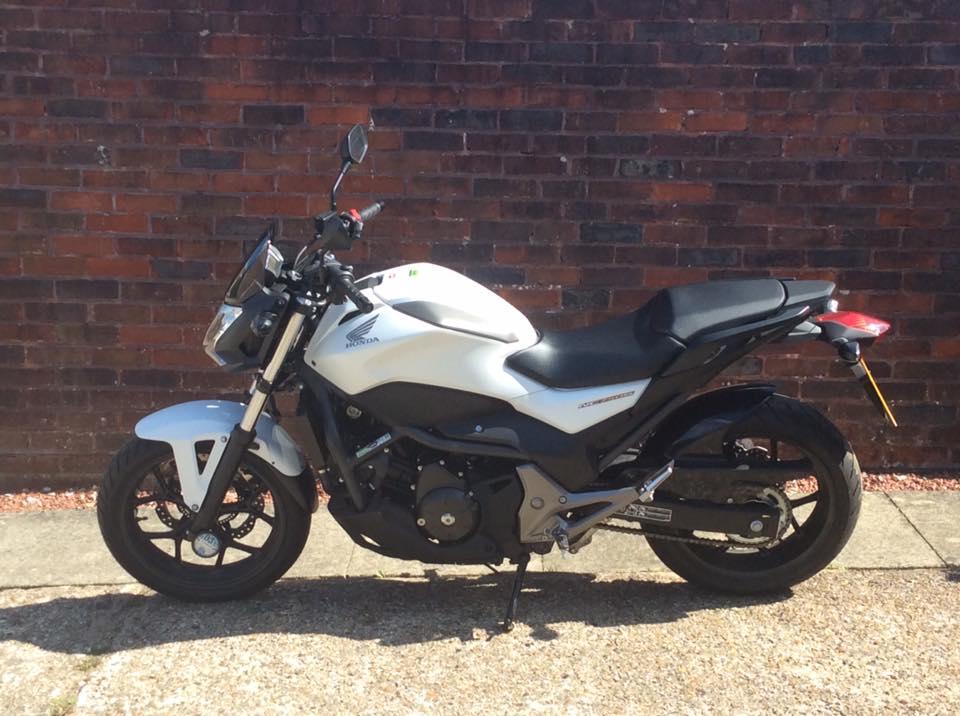 Katman – Honda NC750X 2