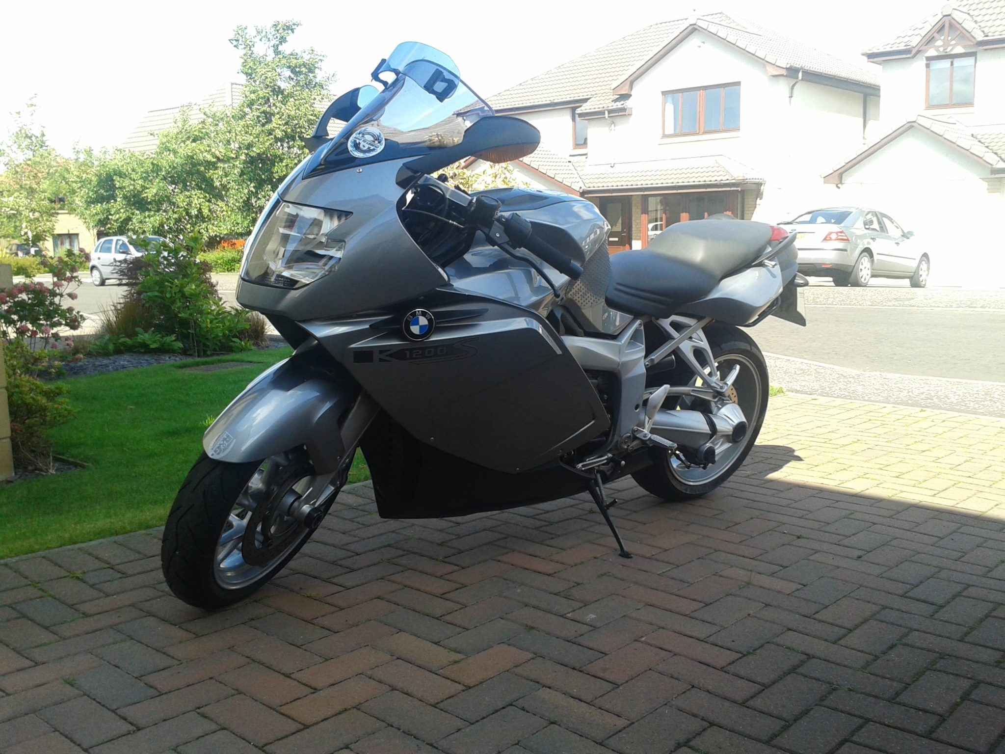 Keith Longworth – BMW K1200S