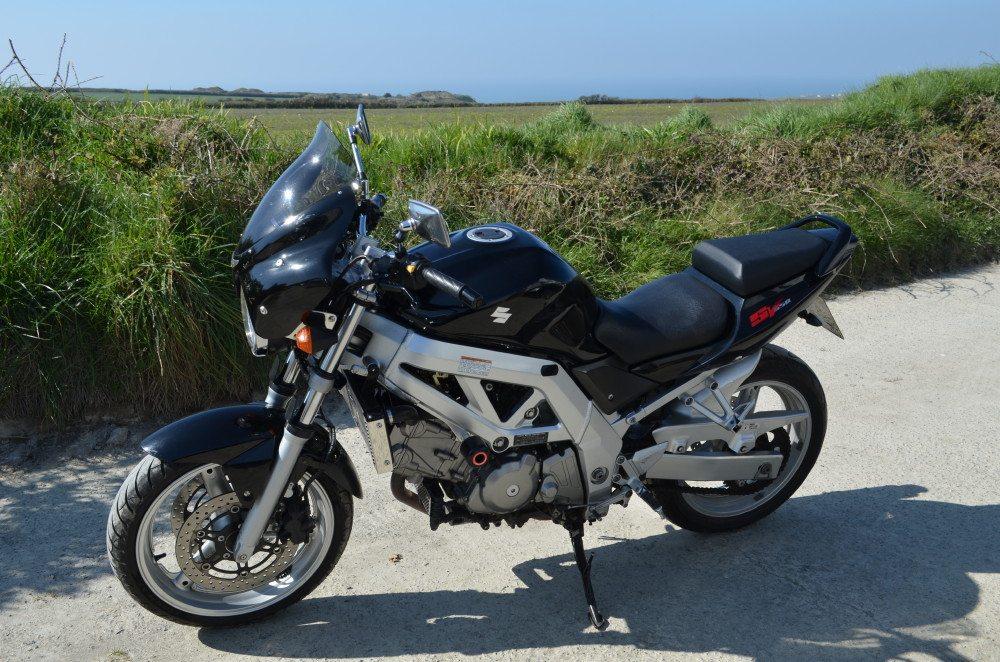 Kev Edwards – Suzuki SV650