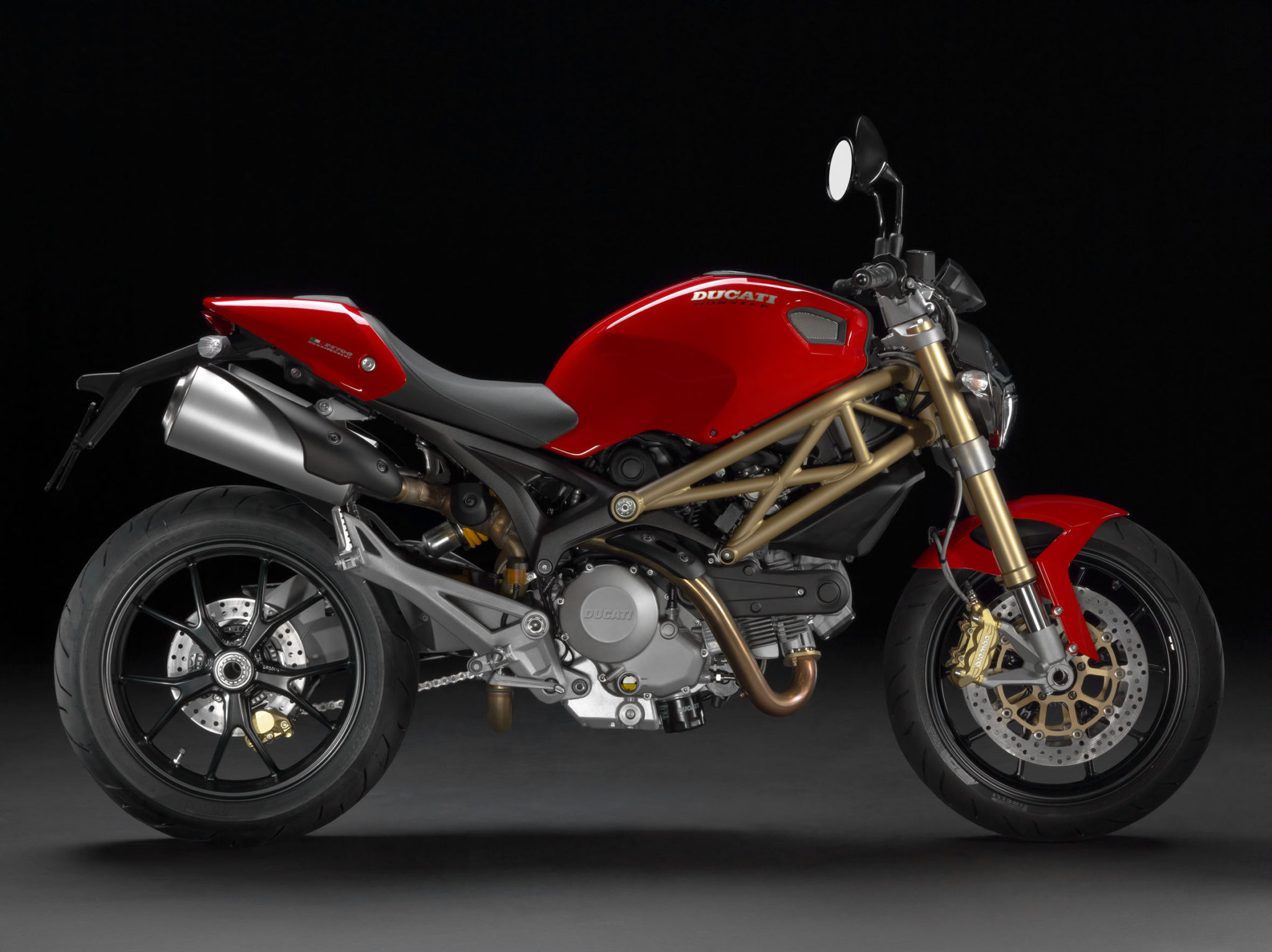 Lotti – Ducati Monster 696