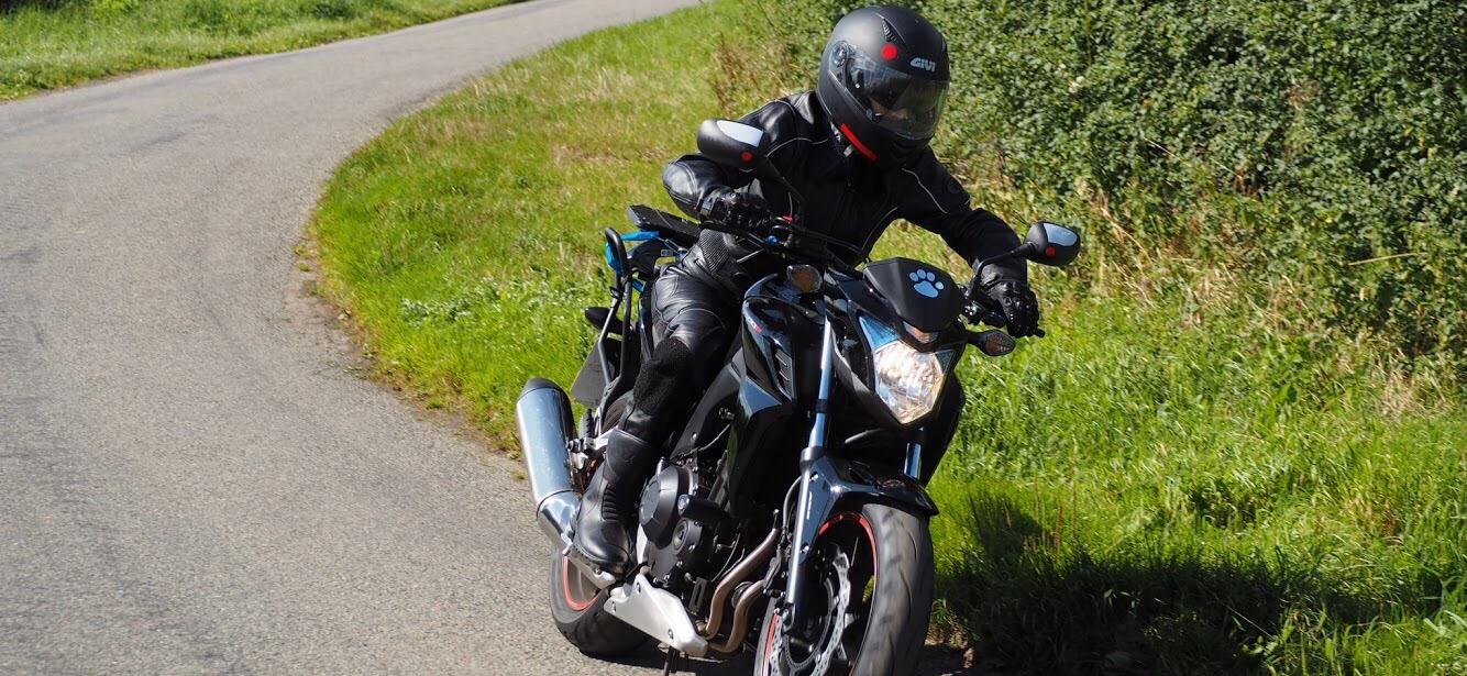 Louise – Honda CB500F