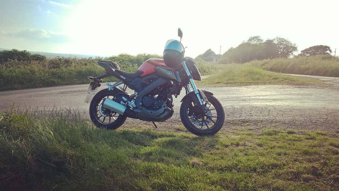 Luke Parnell – Yamaha MT-125
