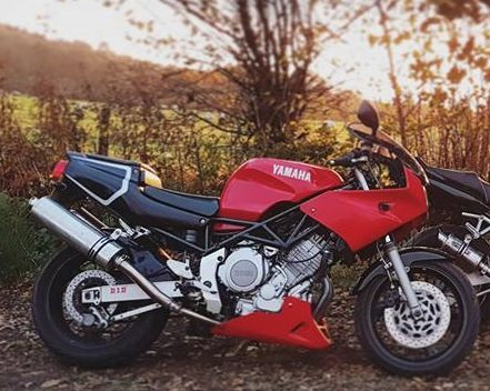 Luke – Yamaha TRX850