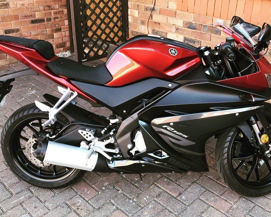 Mark Hughes – Yamaha YZF-R125