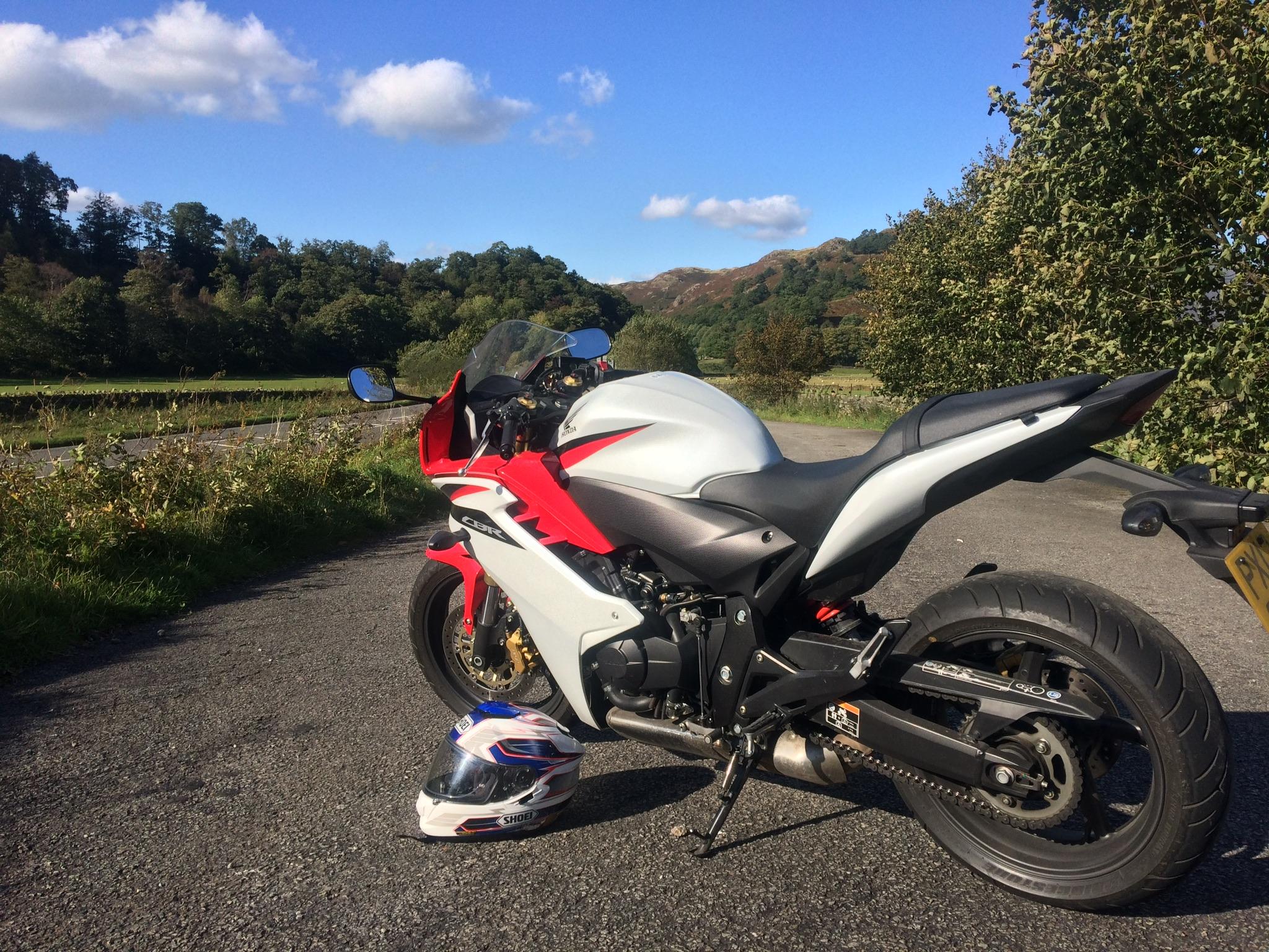 Matt – Honda CBR600F
