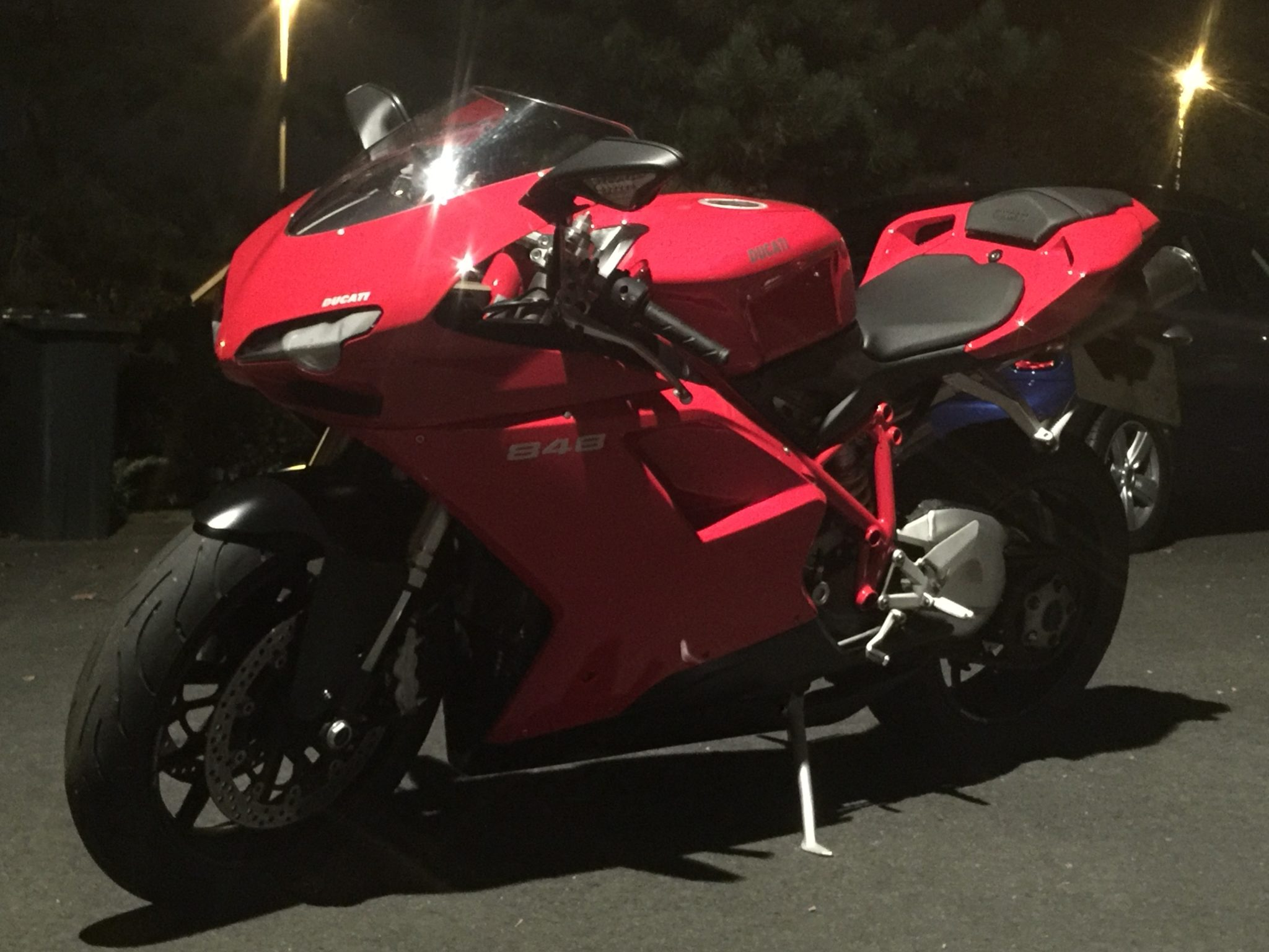 Matthew Knight – Ducati 848