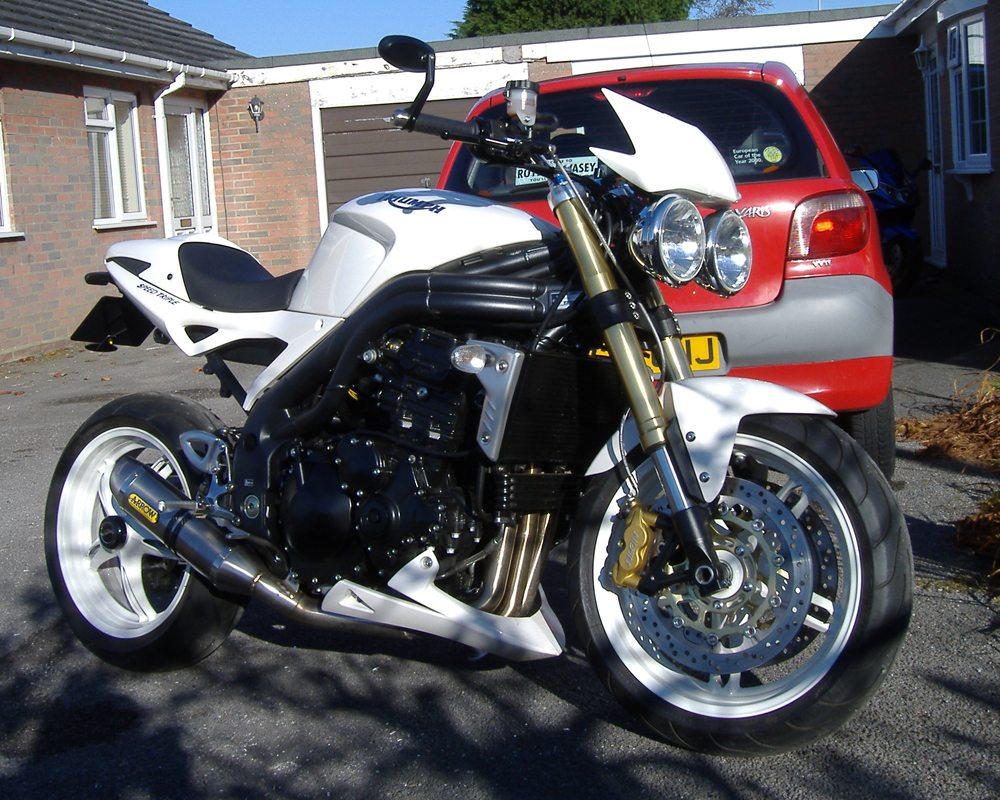 Maurice – Triumph Speed Triple 1050