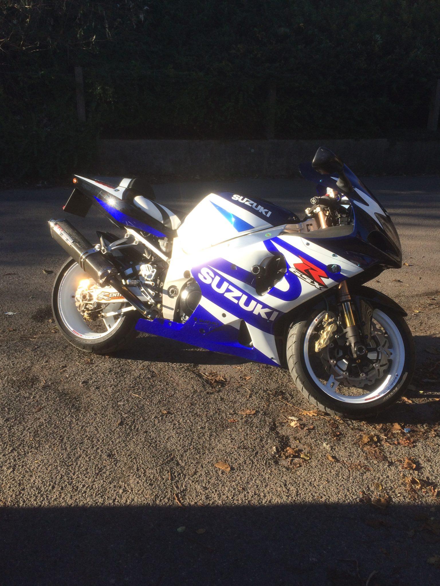 Mike – Suzuki GSX-R1000