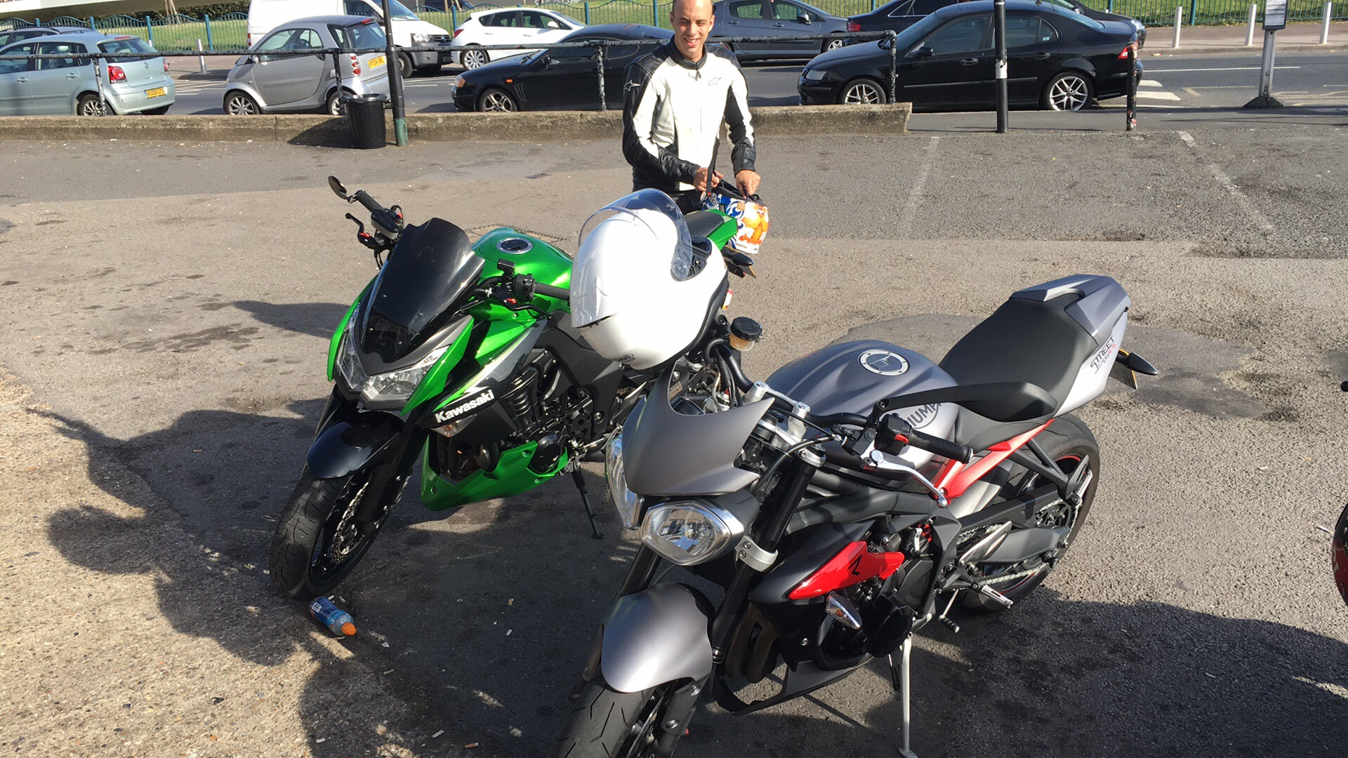 Mike – Triumph Street Triple R