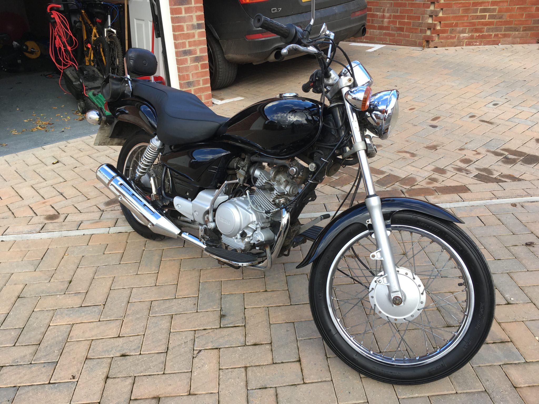 Mike – Yamaha YBR125