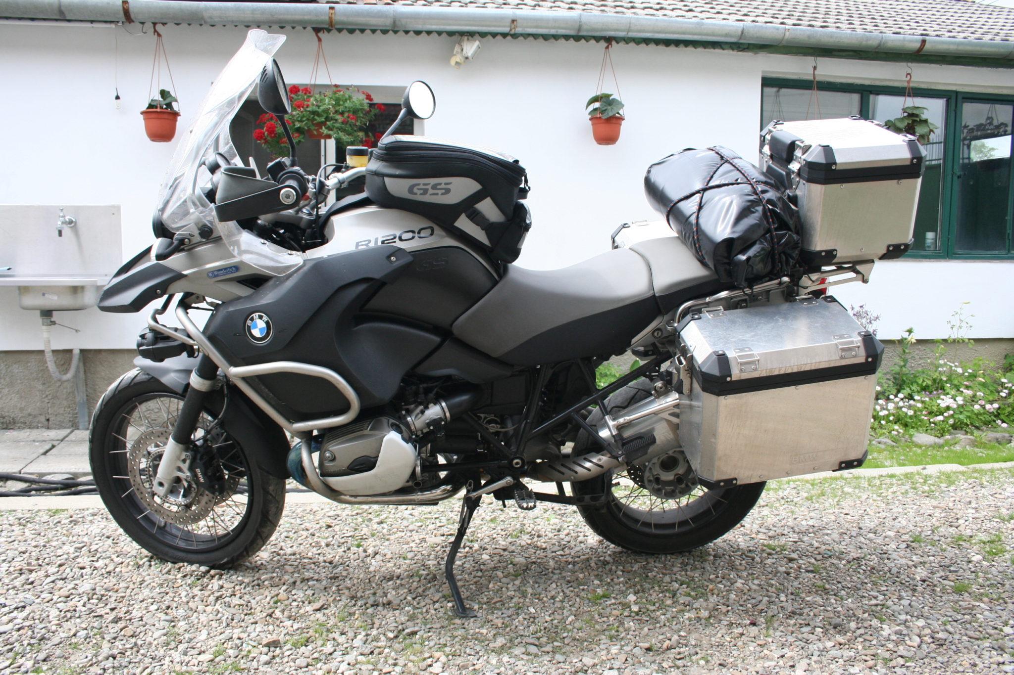 Nicu – BMW R1200GS Adventure 2