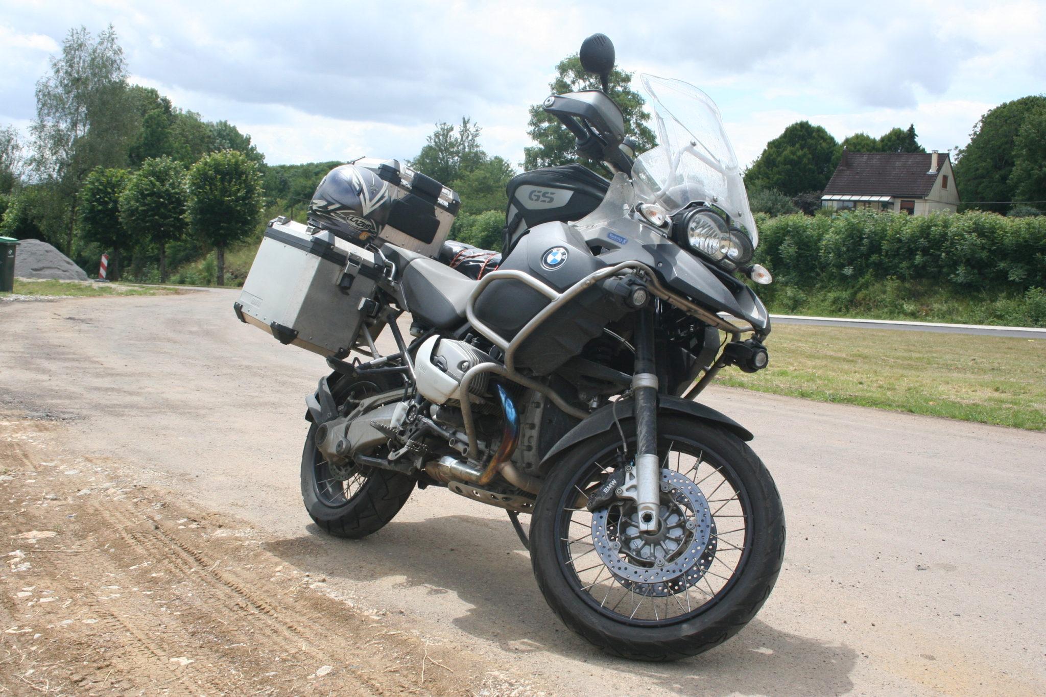 Nicu – BMW R1200GS Adventure