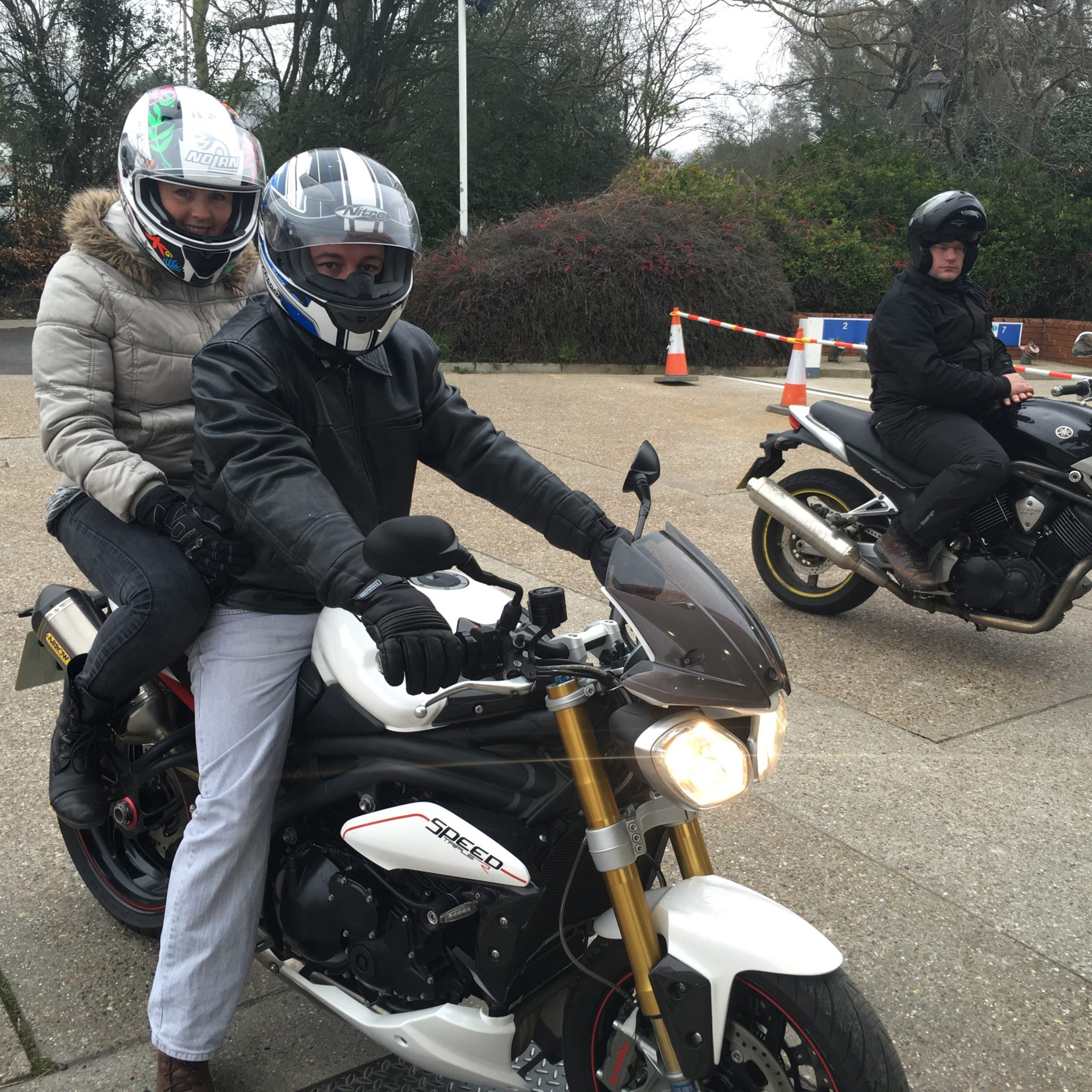 Patrick Morris – Triumph Speed Triple 1050 R 1