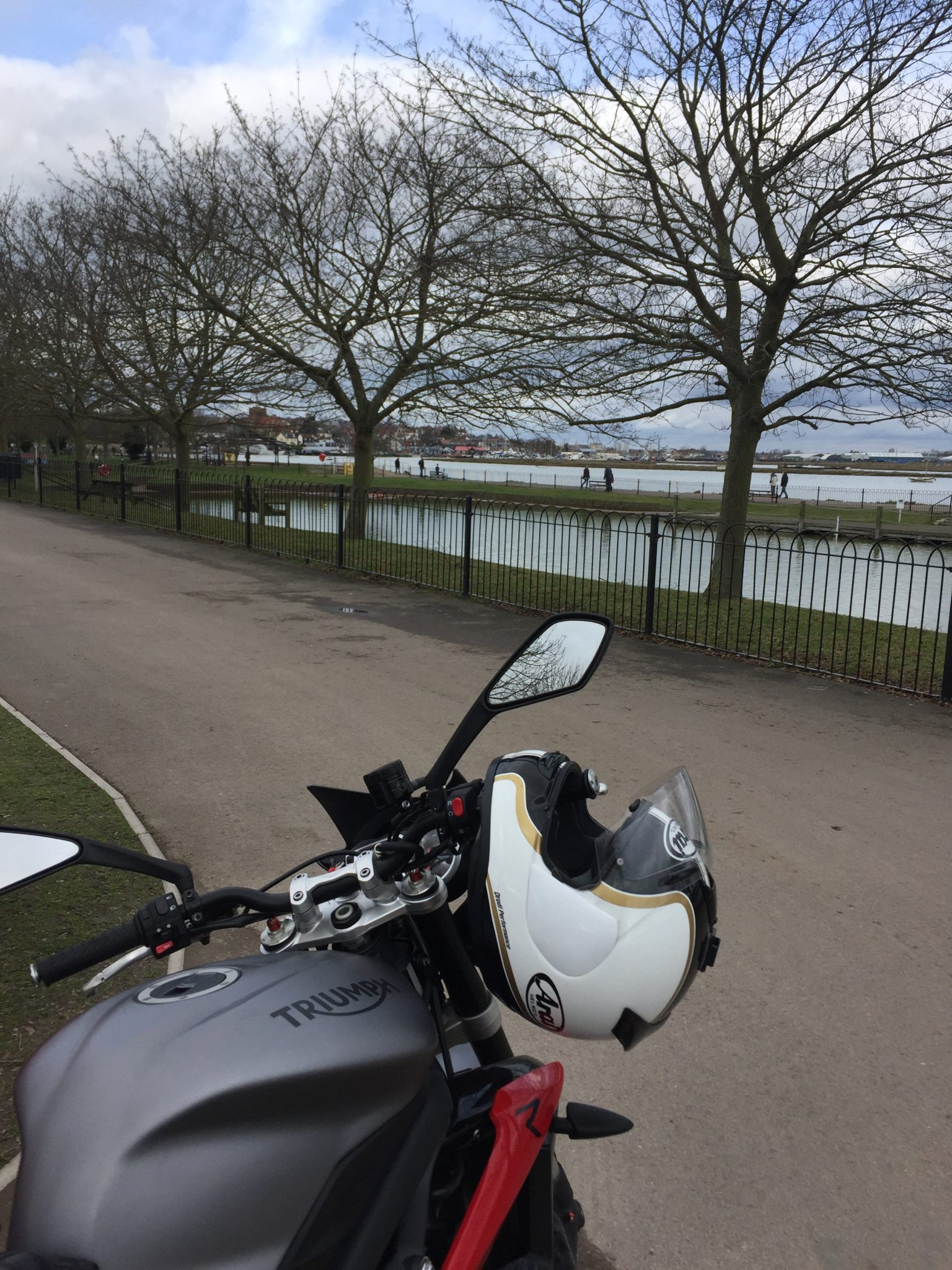 Paul Groves – Triumph Street Triple R 3